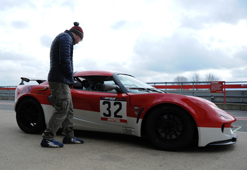 2015 02 21 LoT snetterton trackday 03