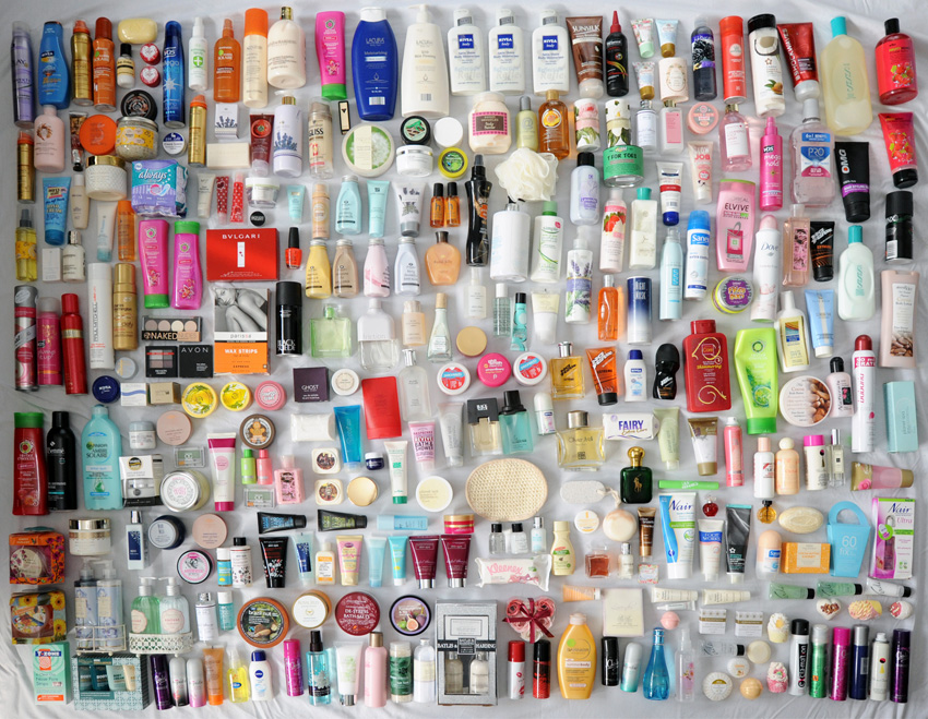 20150413 toiletries amnesty haul