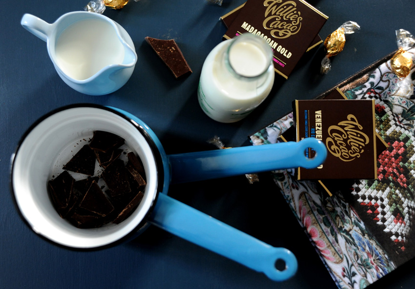 2015 11 22 hot chocolate at home with willies cacao 10