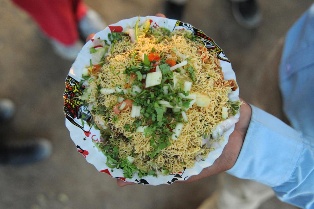 I Dont Like Peas Karen Harvey Mumbai 0295